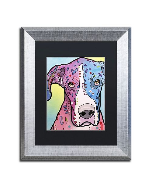 "Trademark Global Dean Russo 'Nobody's Fool' Matted Framed Art - 14"" x 11"" x 0.5"""