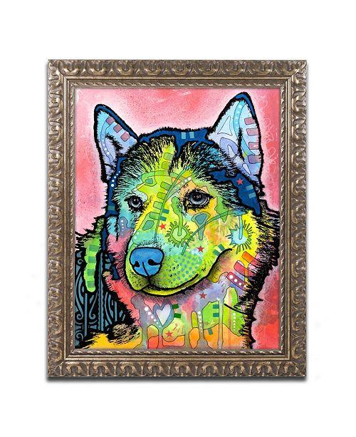 "Trademark Global Dean Russo 'Siberian Front' Ornate Framed Art - 14"" x 11"" x 0.5"""