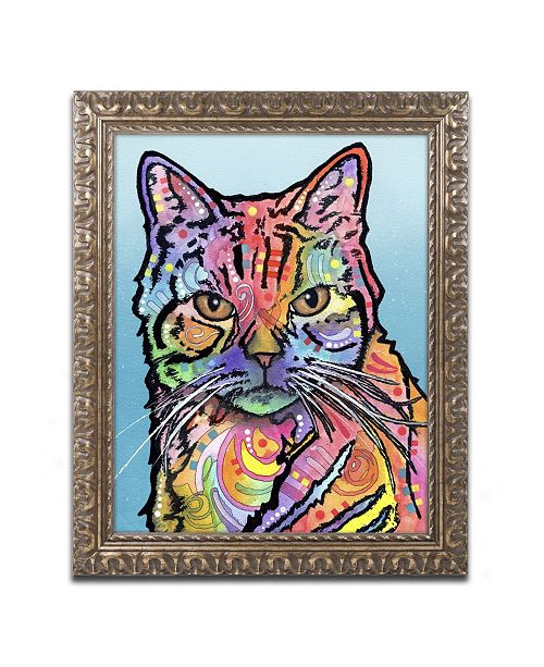 "Trademark Global Dean Russo 'Jones' Ornate Framed Art - 14"" x 11"" x 0.5"""