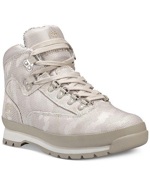 Timberland Men's Euro Hiker Boots