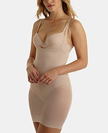 Women's Wear-Your-Own-Bra Sheer Extra-Firm Control Full Slip 2772