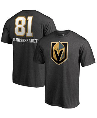 Majestic Men's Jonathan Marchessault Vegas Golden Knights Underdog Player T-Shirt