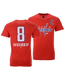 Majestic Men's Alexander Ovechkin Washington Capitals Underdog Player T-Shirt