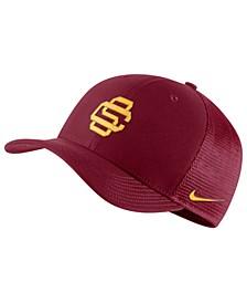 USC Trojans Aerobill Mesh Cap