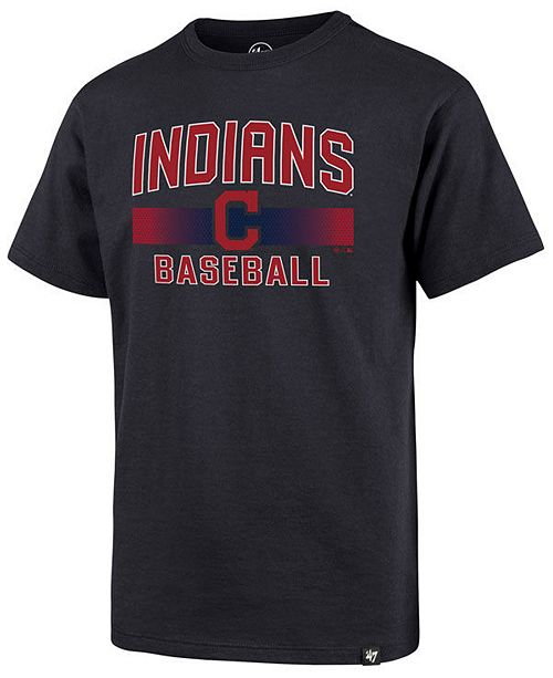 '47 Brand Big Boys Cleveland Indians Rival Slugger T-Shirt