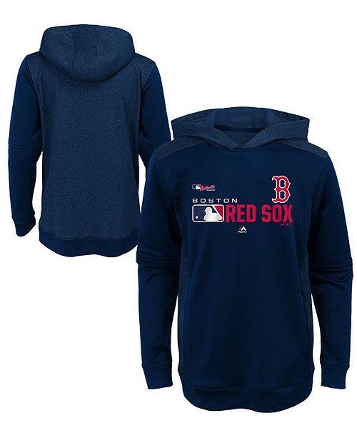 Outerstuff Big Boys Boston Red Sox Winning Streak Hoodie