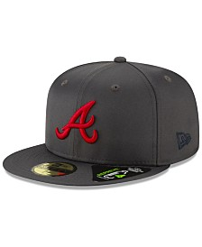 New Era Atlanta Braves Recycled 59FIFTY Fitted Cap