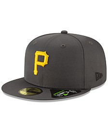 New Era Pittsburgh Pirates Recycled 59FIFTY Fitted Cap