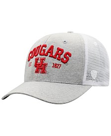 Top of the World Houston Cougars Notch Heather Trucker Cap