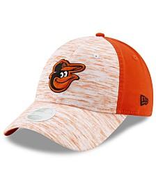 New Era Women's Baltimore Orioles Space Dye 9FORTY Cap