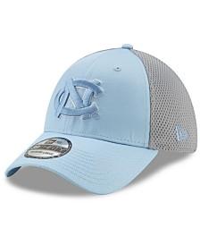New Era North Carolina Tar Heels TC Gray Neo 39THIRTY Cap
