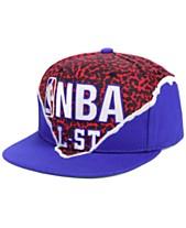 buy popular 9312b 90a67 Mitchell   Ness NBA All Star Fashion All Star Snapback Cap