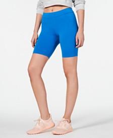 HUE® High-Waisted Bike Shorts