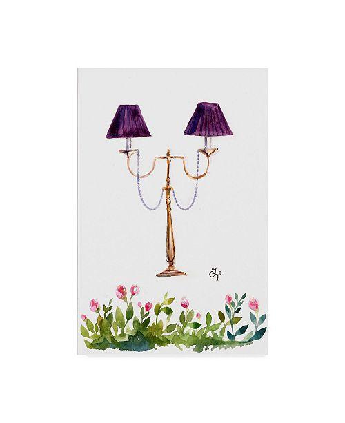 "Trademark Global Irina Trzaskos Studio 'Home decor II' Canvas Art - 47"" x 30"" x 2"""