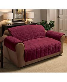 Plush XL Sofa Protector