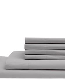 Queen Microfiber Solid Bonus Sheet Sets