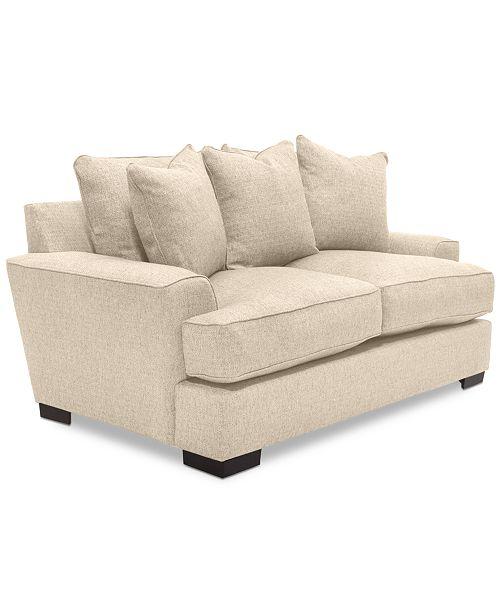 Furniture Ainsley 75 Fabric Loveseat