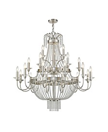 Valentina 21-Light Foyer Chandelier