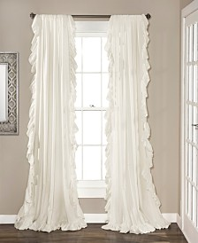 "Reyna Window Curtain Panel Set, 54""x120"""