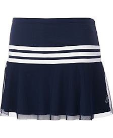 adidas Toddler Girls Striped Sporty Skort