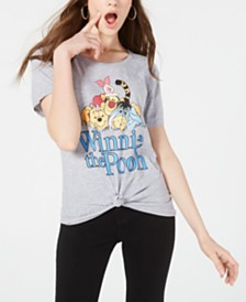 Love Tribe Juniors' Graphic-Print T-Shirt