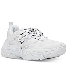 Taybre Chunky Lace-Up Sneakers