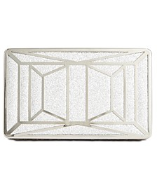 INC Ayda Sparkle Box Clutch, Created for Macy's