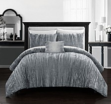 Westmont 4 Piece Queen Comforter Set