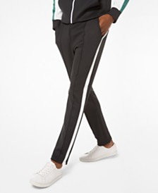 Michael Kors Men's Stripe Track Pants