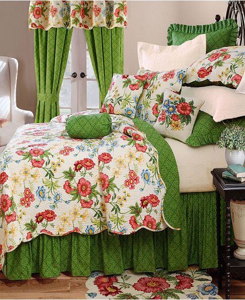C&F Home Pembroke Twin 2 Piece Quilt Set