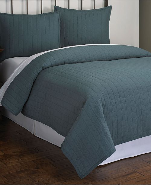 Riverbrook Home Powell Twin 2-Pc. Quilt Set