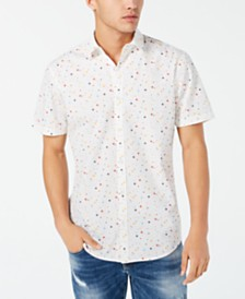 I.N.C. Men's Pop Star Shirt, Created for Macy's