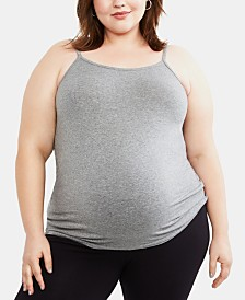 Motherhood Maternity Plus Size Tank Top