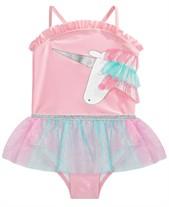 083f8654f0 Solo Toddler Girls Enchanted Unicorn Tutu Swimsuit