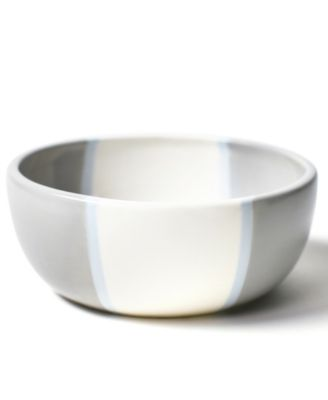 by Laura Johnson Stone Color Block Dog Bone Small Bowl