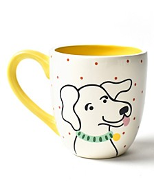 Pet Floppy Dog Portrait Mug