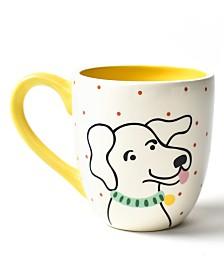 Coton Colors Pet Floppy Dog Portrait Mug