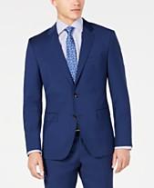 9ec922f14 HUGO Hugo Boss Men's Slim-Fit Stepweave Suit Jacket