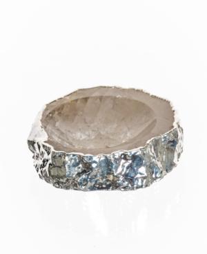 Brasil Home Decor Crystal Quartz Trinket Dish