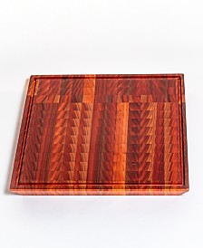 Brasil Home Decor Large Square Cutting Board