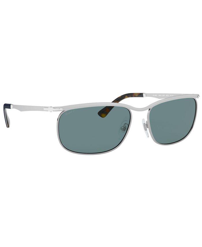 Persol Polarized Sunglasses, PO2458S 62 & Reviews - Sunglasses by Sunglass Hut - Men - Macy's