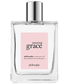 philosophy Amazing Grace Eau de Toilette Spray Fragrance, 6-oz.