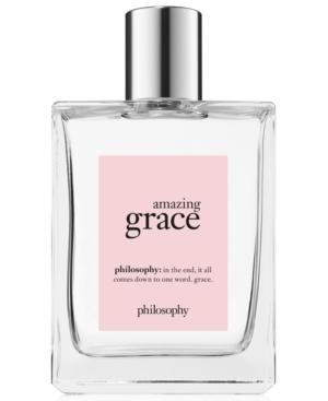 philosophy Amazing Grace Eau de Toilette Spray Fragrance, 6-oz.
