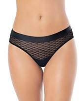 c35881a650d Leonisa Thrilling Thong in Sexy Lace 012931