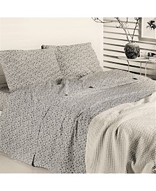 Floral Field Sheet Set, Queen