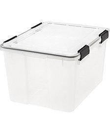 Iris 46 Quart Weather tight Storage Box