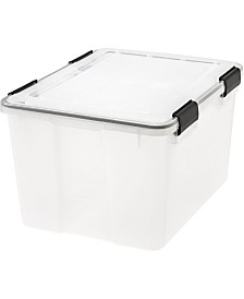Iris 46 Quart Weather tight Storage Box