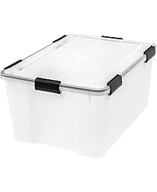 Iris 62 Quart Weather tight Storage Box