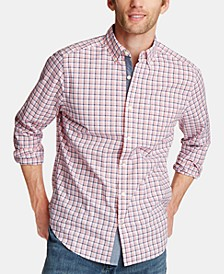 Men's Big & Tall Plaid Shirt