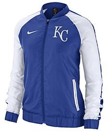 Women's Kansas City Royals Varsity Track Jacket